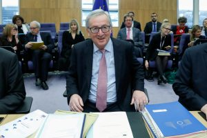 """EK vadovas atverčia ,,Baltąją knygą"""" apie Bendrijos ateitį"""
