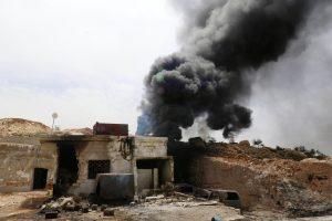 Per išpuolius Sirijos ligoninėse žuvo 10 žmonių