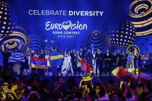 """Į """"Eurovizijos"""" finalą keliauja pirmasis atlikėjų dešimtukas"""