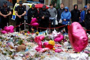 Britanija gedi Londono atakos aukų