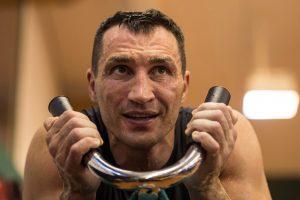 Ukrainos sunkiasvorių bokso žvaigždė V. Klyčko paskelbė baigiąs karjerą
