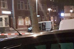 Olandijoje suimtas dujų balionų prikrautą mikroautobusą vairavęs ispanas