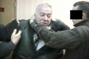 Britanijos policija tiria buvusio rusų šnipo apnuodijimą