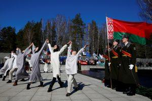 Sovietmetyje įstrigusi Baltarusija gyvena skurdžiai, bet ramiai