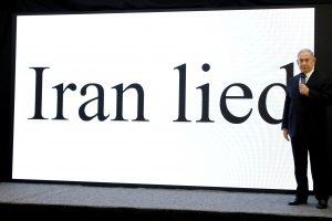 Izraelis skelbia gavęs Irano branduolinių ginklų programą įrodančių dokumentų