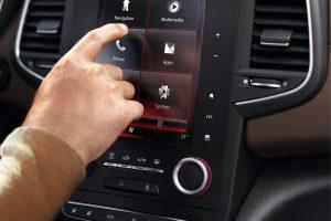 Automobilių valdymas pirštų galiukais – jau dabartis