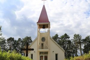 Paštuvos bažnyčia iškilo ant gerumo pamatų
