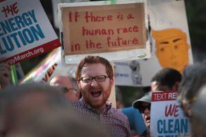 Dėl JAV pasitraukimo iš Paryžiaus sutarties – aplinkosaugos vajus