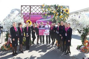 """""""Wizz Air"""" plečiasi – Moldovoje atidaryta nauja bazė ir dvi naujos kryptys"""