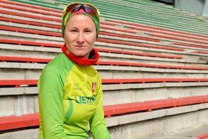 Ėjikė B. Virbalytė lengvosios atletikos turnyre Čekijoje buvo antra