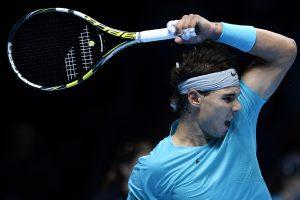 R. Nadalis pirmą kartą karjeroje pralaimėjo G. Dimitrovui