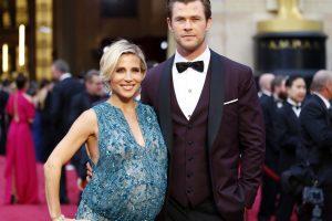 Nemenko pilvuko prireikė: Ch. Hemsworthui ir E. Pataky gimė dvyniai