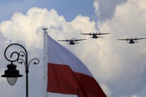 Lenkija apkaltino Rusijos pilietį oro erdvės pažeidimu