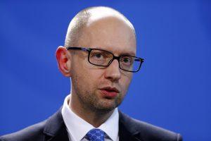 Rusija kaltina Ukrainos premjerą kovusis Čečėnijos sukilėlių pusėje