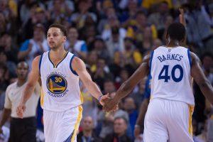 """Absoliutaus NBA lyderio """"Golden State Warriors"""" sąskaitoje – 65 pergalės"""