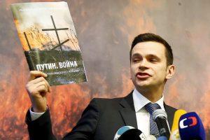 Rusijos opozicijos ataskaita apie karą Ukrainoje – ir Lietuvos rusakalbiams