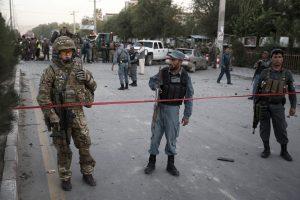 Afganistane susisprogdinus mirtininkui žuvo 6 žmonės