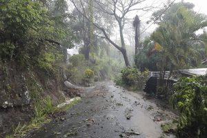 """Dominikoje potvynius ir nuošliaužas sukėlusi """"Erika"""" pradangino šešis žmones"""