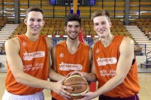 Prestižinėje krepšininkų treniruočių stovykloje – ketvertas iš Lietuvos