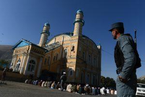 Penki prievartautojai Afganistane laukia mirties bausmės