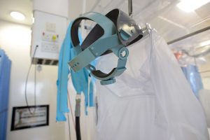 Ebolos virusu užsikrėtęs ispanų misionierius atskraidintas į Madridą