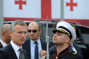 NATO atidarė mokymų centrą Gruzijoje