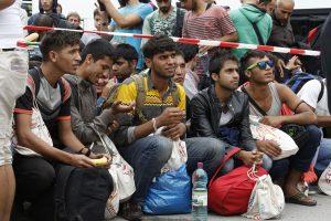 Seime išsiskyrė pozicijos dėl Jungtinių Tautų migracijos pakto