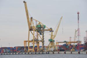 Ieškoma, kas atnaujins Klaipėdos konteinerių terminalo krantines