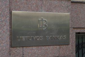 """Lietuvos bankas """"Prudentis"""" skyrė 6 tūkst. eurų bauda"""