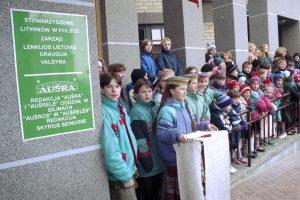 Lenkijos lietuviai tikisi, kad nauja valdžia išspręs įsisenėjusias problemas