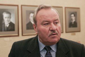 B. Bradauskas abejoja, ar grįš į Seimą