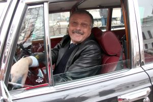 Buvęs lenktynininkas siūlo Seimo narius persodinti į elektromobilius