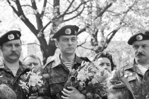 Mirė už akių nuteistas omonininkas B. Makutynovičius