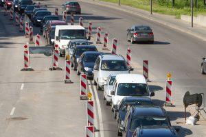 Antradienis – paskutinė diena lengvatiniu būdu atnaujinti automobilio registraciją