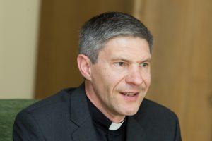 Kauno arkivyskupas kviečia rasti kelią pas Kristų