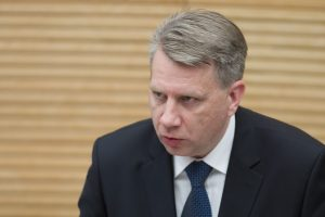 D. Valys paskirtas prokuratūros ONKT departamento vadovo pavaduotoju