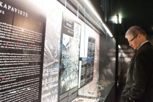 Kviečia Tuskulėnų memorialinis kompleksas