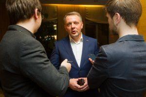 Liberalų sąjūdis patvirtino dalį kandidatų į Seimą