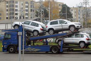 Naudotų automobilių rinka auga