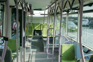 Šiauliuose pristatyti nauji ekologiški autobusai