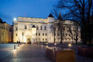 Valdovų rūmuose skambės gražiausia lietuviško kino muzika