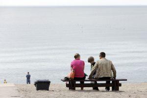 Klaipėdos paplūdimiuose jau laukiama vasaros