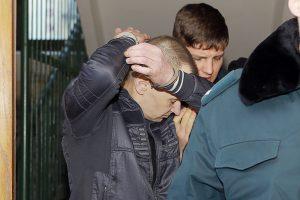 Klaipėdietis motinos žudikas kaltės nepripažino