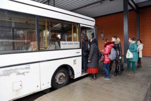 Iš Klaipėdos į Palangą – mažiau autobusų