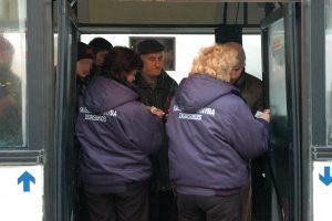 Klaipėdietei – svetima kaltė už kelionę be bilieto