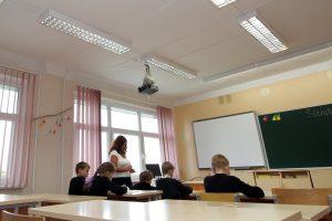 Klaipėdos mokyklų pertvarkoje – nauji vėjai