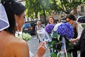 Šampano purslai prie Klaipėdos santuokų rūmų – tabu