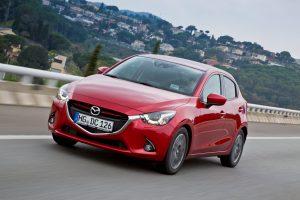 """Naujoji """"Mazda2"""" turi kuo nustebinti"""