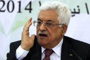 Palestiniečių lyderis: JAV prezidento pastangos užtikrinti taiką – amžiaus antausis