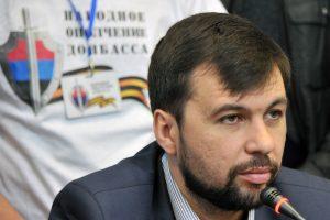 Ukrainos separatistai sutiko su naujomis neribotos trukmės paliaubomis
